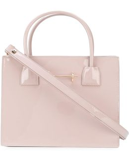 Small Top Handles Tote
