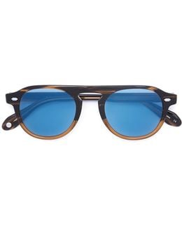 X Nick Wooster Sunglasses