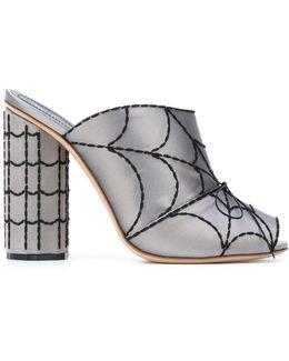 Spider Web Mules