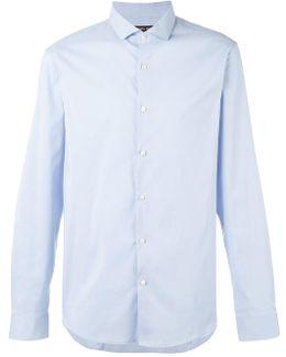 Curved Hem Shirt
