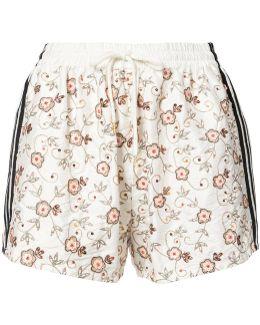 Taffeta Shorts