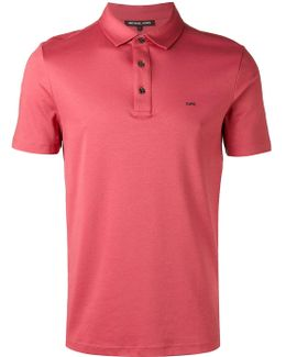 Chest Embroidery Polo Shirt