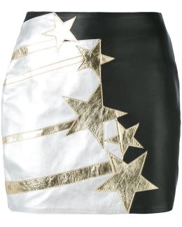 Star Mini Skirt