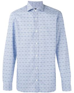 Tiled Pattern Shirt
