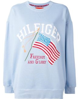 'freedom And Glory' Sweatshirt