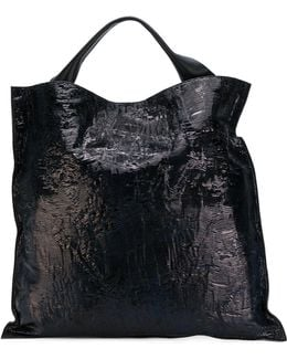 Textured Tote Bag