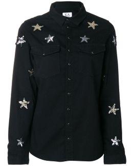 Sequin Star Shirt