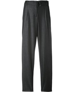 Slouched Trousers