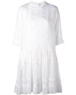 Drop Hem Dress