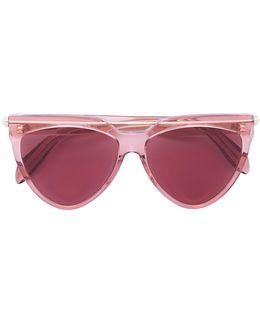 Piercing Shield Sunglasses
