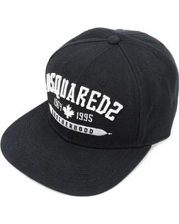 Embroidered 'brotherhood' Cap