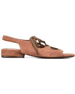 Nalia Flat Sandals