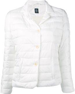 High Neck Puffer Jacket