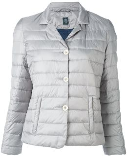 Classic Collar Puffer Jacket