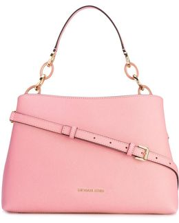 'portia' Satchel Bag