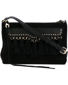 Mini Tassel Crossbody Bag