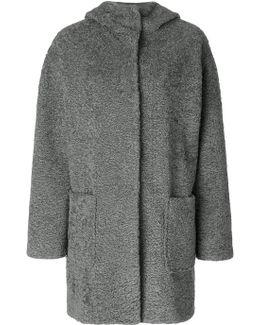Oversized Hood Coat