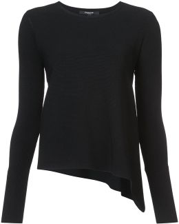 Long Sleeved Knitted Top
