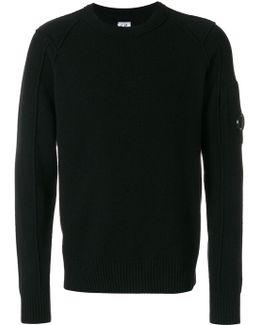 Light Fleece Lens Sweatshirt