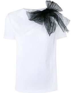 Tulle Bow T-shirt