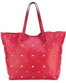 Star Studded Shopping Bag