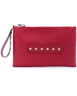Star Studded Clutch