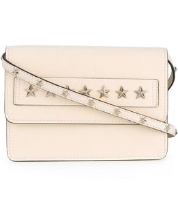 Star Studded Clutch Bag