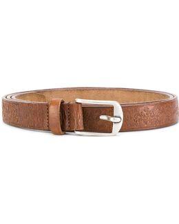 Classic Embossed Belt