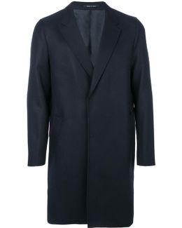 Concealed Fastening Coat