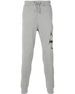 Logo Jogging Trousers