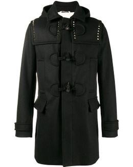 Rockstud Duffle Coat