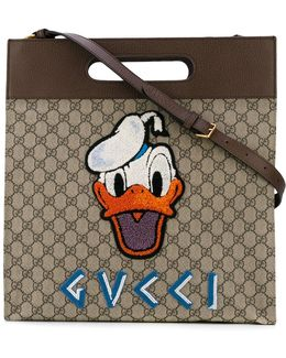 Soft Gg Supreme Donald Duck Tote