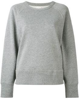 'brooklyn' Back Printed Sweatshirt