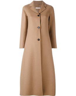Flared Long Coat