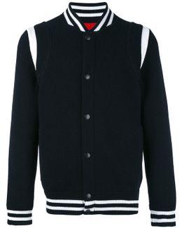 Jersey Varsity Jacket
