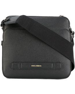 Double Compartment Messenger Bag