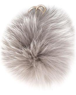 Fur Keyring