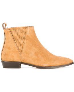 Dannish Ankle Boots