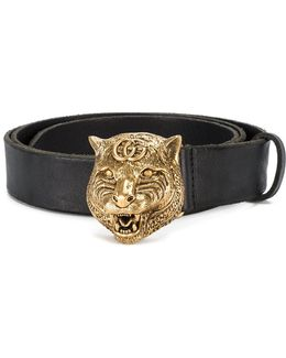 Gg Animalier Buckle Belt