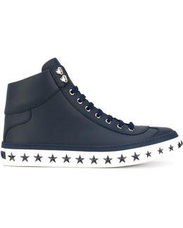 'argyile' High Top Sneakers
