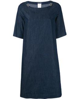 Denim T-shirt Dress
