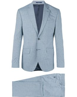 Gingham Two Piece Suit