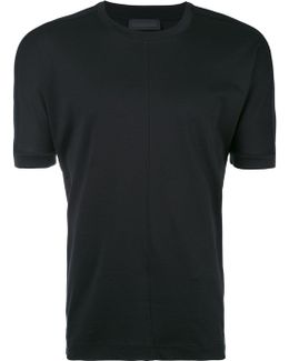 Piped Seam T-shirt