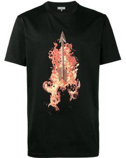 Flaming Arrow T-shirt