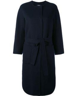 Luca Belted Coat