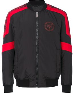 Sports Jacket Black Red Sport ??? Synthetic->polyester
