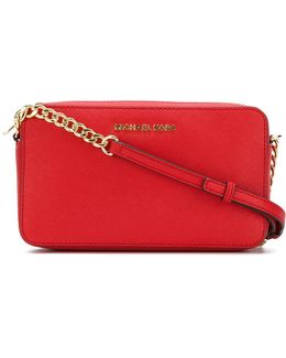 Chain Detail Crossbody Bag
