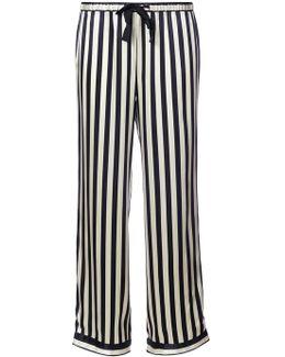 Striped Pyjama Pants