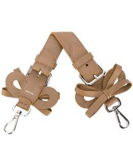 Mini Bow Bag Strap