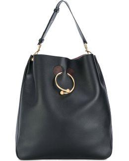 'pierce' Large Hobo Bag